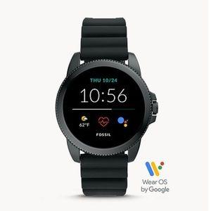 Gen 5E Smartwatch Black Silicone